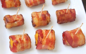 Bacon and butternut squash bites from holistically engineered