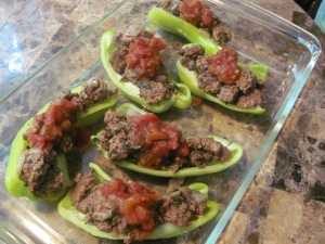 Keirstens Kitchen Stuffed Peppers